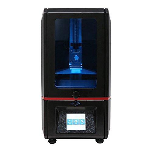 """Anycubic Photon Impresora 3D UV LCD 3D montado con pantalla táctil Color 2.8"""" Impresión fuera de línea, superficie de impresión 11,5 cm x 5 cm x 15,2 cm"""