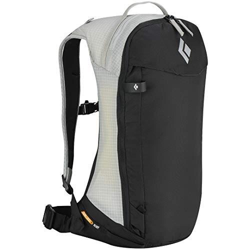 Black Diamond Dawn Patrol 15 Rucksack, Schwarz Weiß, 34 x 30 x 20 cm, 15 Liter Rucksack für Skitour, Freeride, Ski, Snowboard
