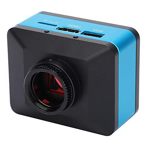 Suministros De Video para Cámaras De Microscopio 12MP 1080P 4K CMOS UHD Cámara Industrial Electrónica Digital C Bayoneta Enchufe AC100‑240VEU