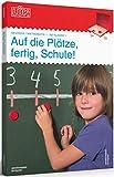 LÜK-Sets: LÜK-Set: Auf die Plätze, fertig, Schule! (Cover Bild kann abweichen): Kasten + Übungsheft/e / 1./2. Klasse - Mathematik, Deutsch: Auf die ......