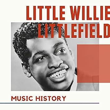 Little Willie Littlefield - Music History