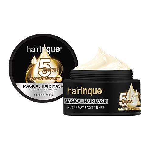 Yue668 - Mascarilla de protección para el pelo mágico para todo tipo de cabello.