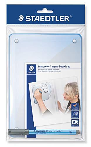 Staedtler Lumocolor 641 MB memo board set, trocken abwischbar, mit Lumocolor correctable