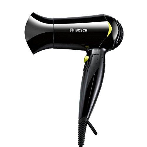 Bosch Style To Go - Secador de pelo de viaje con diseño compacto, 1200 W