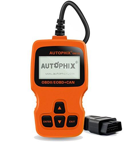 AUTOPHIX - OBD2 Valise de Diagnostic Notice en Francais, Autophix OBD 2 Scanner Diagnostic Auto Multimarque pour Lire /Effacer le...