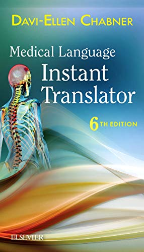 Medical Language Instant Translator, 6e