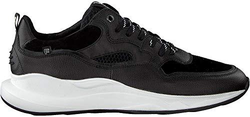 Floris van Bommel Sneaker 16269 Zwart Heren - 43 EU