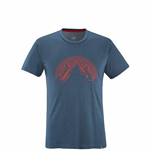 Eider - Tee-shirt Kidston 2.0 Blue Sense High Homme - Homme - Taille xl - Bleu