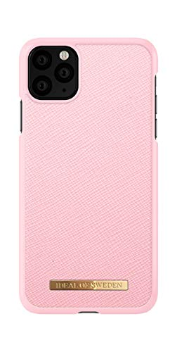 IDEAL OF SWEDEN Handyhülle für iPhone 11 Pro Max (Saffiano) (Pink)