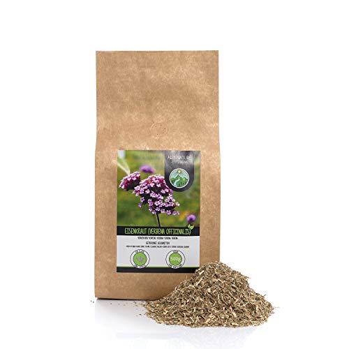Verbena (500g), Vervain örtte, Verbena officinalis Cut, torkat försiktigt, 100% rent och naturligt för beredning av te