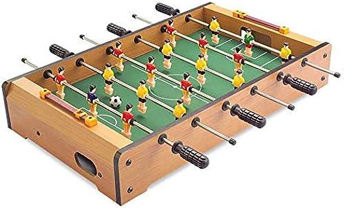 MJ-Games Tischkicker mit 2 Punkten 2 B e für TischFußballspiele für Erwachsene und Kinder