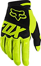 2020 Fox Racing Youth Dirtpaw Race Gloves-Flo Yellow-YM