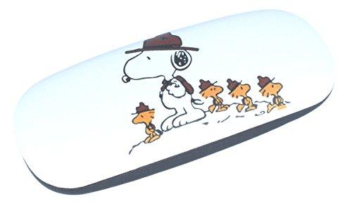 Snoopy - Funda para gafas de Snoopy con Woodstock, diseño de peanuts
