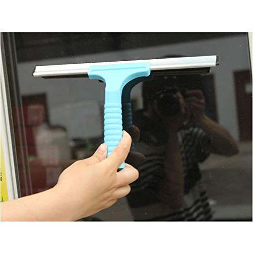CLCYL Fensterreiniger Professionelle Fensterreinigungsgeräte Glas Gummi Edelstahl Rakel und Applikator Reiniger