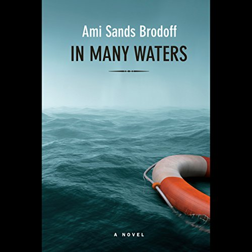 In Many Waters audiobook cover art