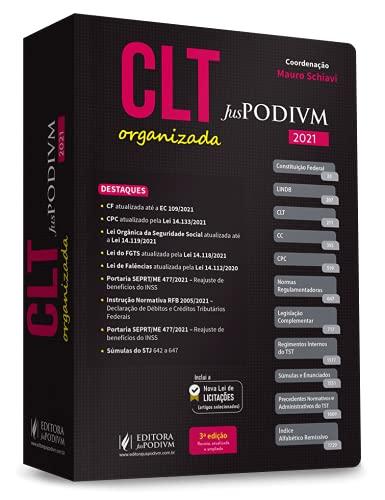 CLT Organizada - 03Edição 21