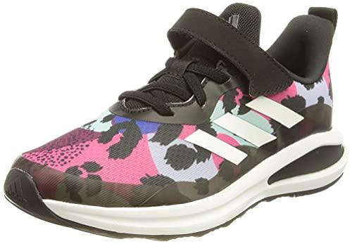 adidas Fortarun EL K,  Zapatillas de Running,  NEGBÁS/FTWBLA/TONVIO,  34 EU
