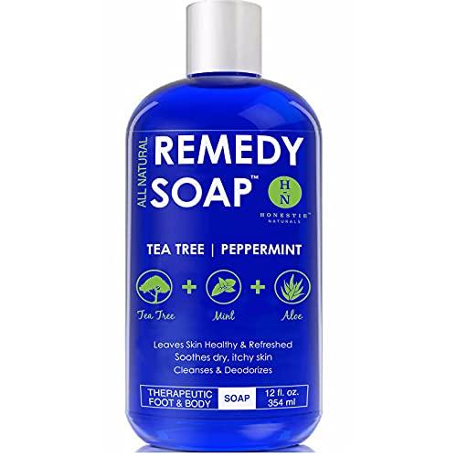 Remedy Soap Tea Tree Oil Body Wash,…