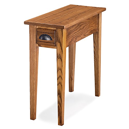 Small oak side table with storage top five compared