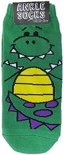 恐竜[男女兼用 靴下]アンクル ソックス オクタニコーポレーション メンズ レディース グッズ 通販