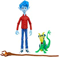 Disney Pixar Onward: Core Figure Ian Character Action Figure Realistic Movie Toy Brother Doll for Storytelling, Display...