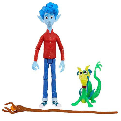 Disney Pixar Onward: Core Figure Ian Character Action Figure Realistic Movie Toy Brother Doll for Storytelling, Display and Collecting for Ages 3 and Up, Multi (GPF49)