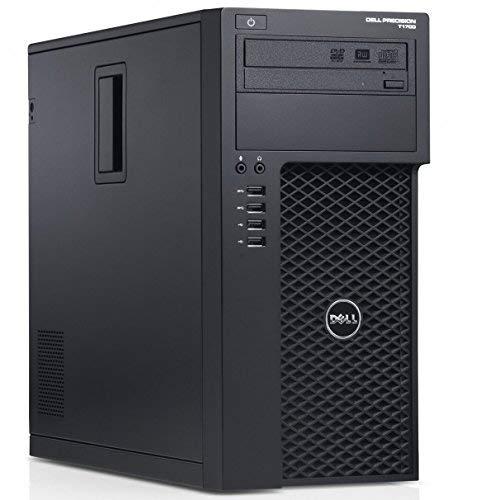 Workstation Dell T1700 MT Intel Core i7-4790 3,60GHz 16GB Ram 240GB SSD + 500GB HDD DVDRW Win 10 Pro - Grado A