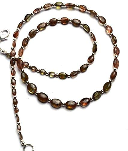 LOVEKUSH Fort Worth Mall LKBEADS Natural Gemstone Andalusite 3x5 Smoot MM to Limited time sale 5x7