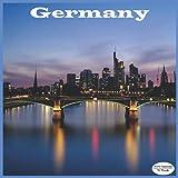Germany Calendar 2022: 16 Month Squire Calendar 2022