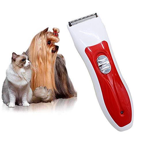 &liyanan Máquina Corte Pelo Mascotas eléctrica -
