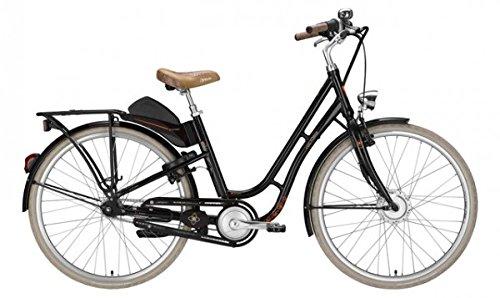 E-Bike Victoria e Retro 3.5 Nostalgie RH 28' 49 cm in java-brown/orange Modell 2015