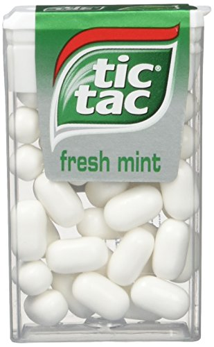Tic Tac mint Einzelbox, 18 g