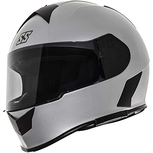 Speed & Strength SS900 Helmet - Solid Speed (Medium) (Satin Silver)