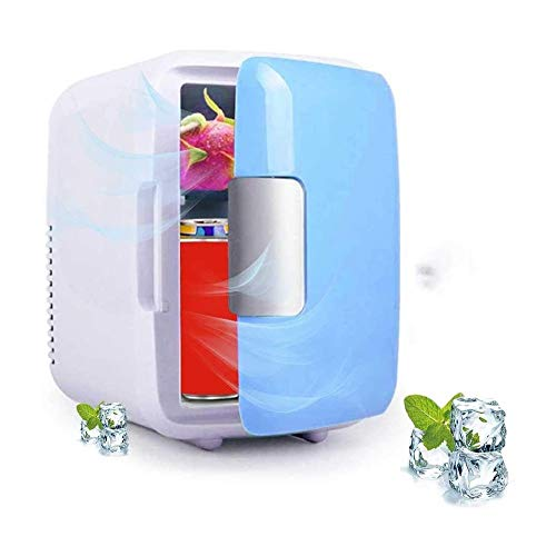 Purchase LKNJLL Thermoelectric Mini Fridge Cooler and Warmer - 4 Liter/ 6 Can - for Home,Office, Car...