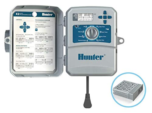 HUNTER Steuergerät X2-601-E Bewässerungscomputer WI-FI WLAN fähig