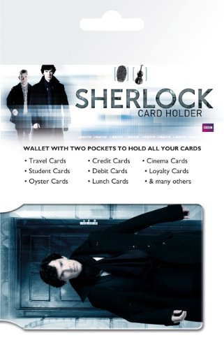 GB eye LTD, Sherlock, Sherlock, Tarjetero