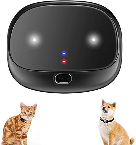 BARTUN LTE GPS Dog Tracker, Real-Time Tracking Collar Device, APP Control for Dogs and Cats with...