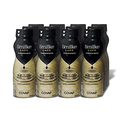 Smilke Café Smilke Café Macchiato Covap 225Ml (Pack 12 Uds)