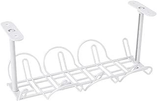 Luckguy Under Desk Cable Management Tray - Organizador de Cables de Alambre