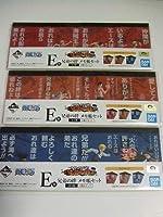一番くじ ワンピース 兄弟の絆 E賞 兄弟の絆 メモ帳 セット ルフィ エース サボ 全3種