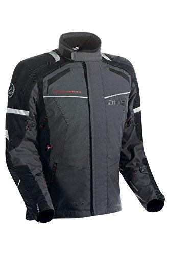 Dane LILLE GORE-TEX® Motorradjacke Farbe schwarz/dunkelgrau, Farbe schwarz/dunkelgrau, Größe 56