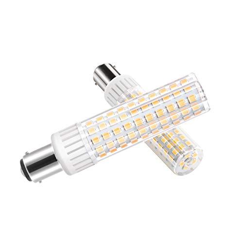 Ymm B15D 8.5W=120W Dimmbar High Quality Super Hell LED Lampe Glühlampe, Warmweiß 3000K 1105 Lumen, 200-240V AC, Super hoher CRI> 90 Ra (1 PCS)