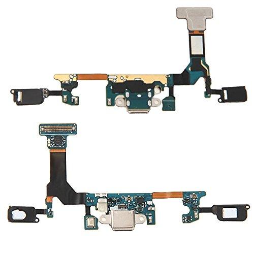 BisLinks® Für Samsung Galaxy S7 SM G930F Mikro USB Charging Hafen Mic Mikrofon Board Flex Ersatz Teil
