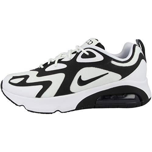 Nike Men's Trail Running Shoes , Multicolour White Black Anthracite 104 , 12 US