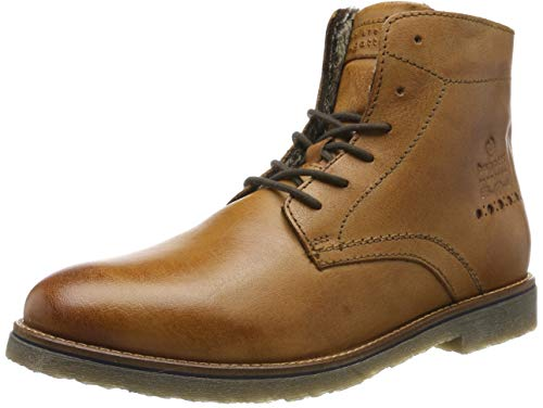 bugatti Herren 321816502100 Klassische Stiefel, Braun, 44 EU