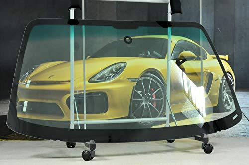 Porsche 911 996 MK2 Frontscheibe mit Grünkeil/autom.abblendb.Spiegel/Regensensor