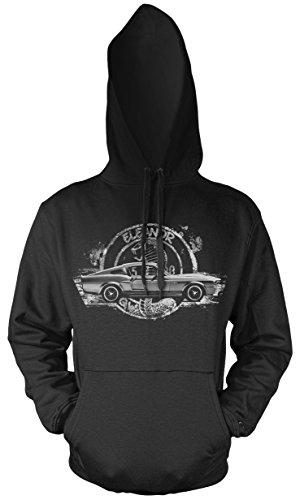 Eleanor Männer und Herren Kapuzenpullover | Mustang Shelby GT500 (L)