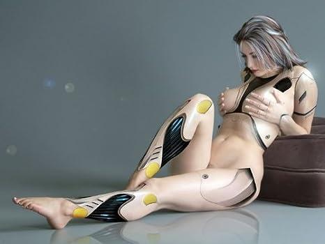 Nude scifi Sci Fi
