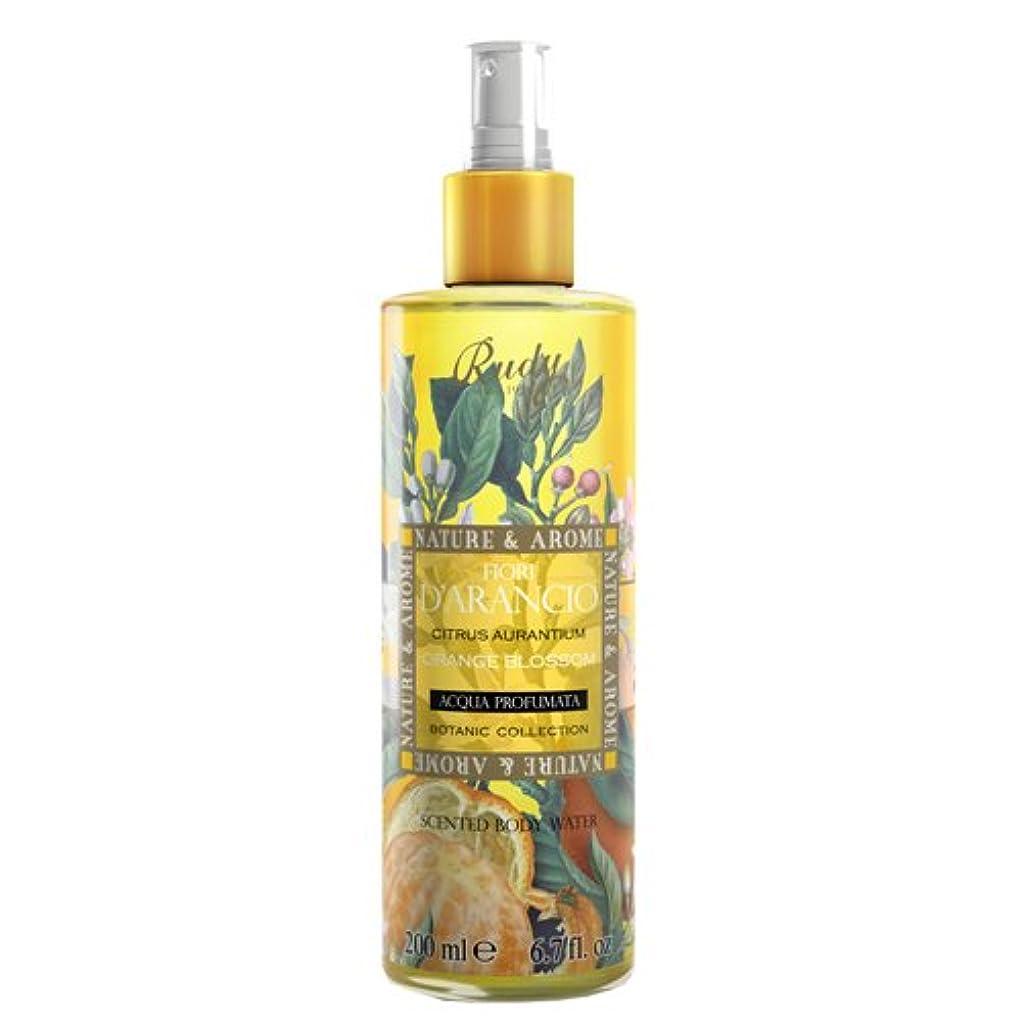 経度禁止する最愛のRUDY Nature&Arome SERIES ルディ ナチュール&アロマ Body Mist ボディミスト オレンジブロッサム