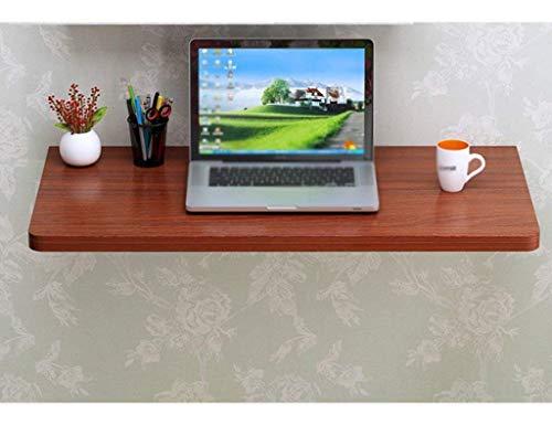 MJY Tisch Schreibtisch Computertisch Kindertisch Klappbarer Esstisch zur Wandmontage, Computertisch Wandtisch Klappbarer Esstisch Tisch Wandtische Schreibtisch in verschiedenen Größen Einklappen Opti